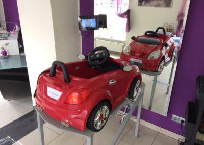 Specjalny samochód dla najmłodszych