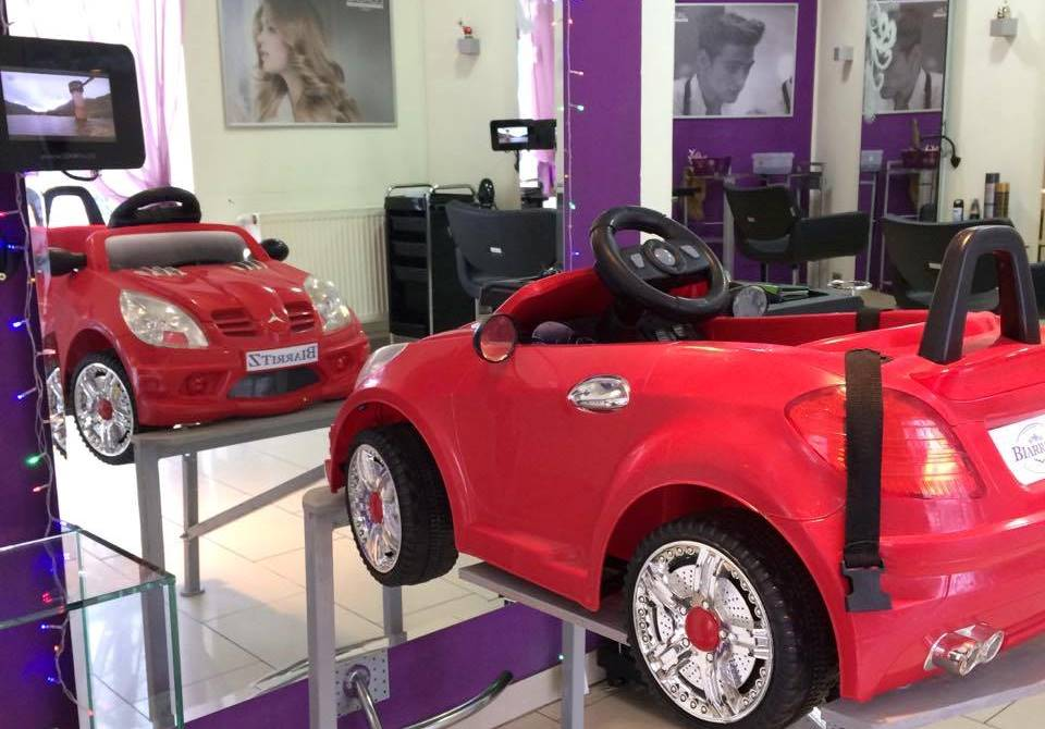 Biarritz Dla Dzieci Strzyżenie Dziecięce Fryzjer Dla Dzieci